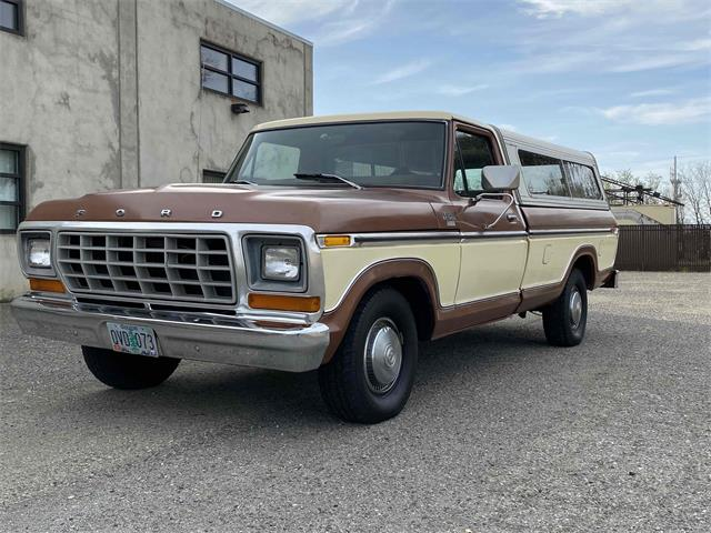 1978 Ford F150 (CC-1463105) for sale in Anderson, California