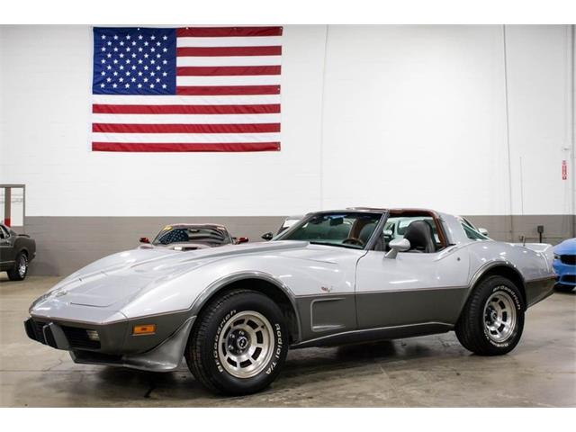 1978 Chevrolet Corvette (CC-1463107) for sale in Kentwood, Michigan
