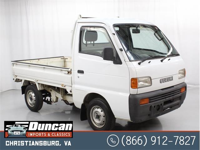 1995 Suzuki Carry (CC-1463109) for sale in Christiansburg, Virginia