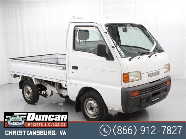 1996 Suzuki Carry (CC-1463111) for sale in Christiansburg, Virginia