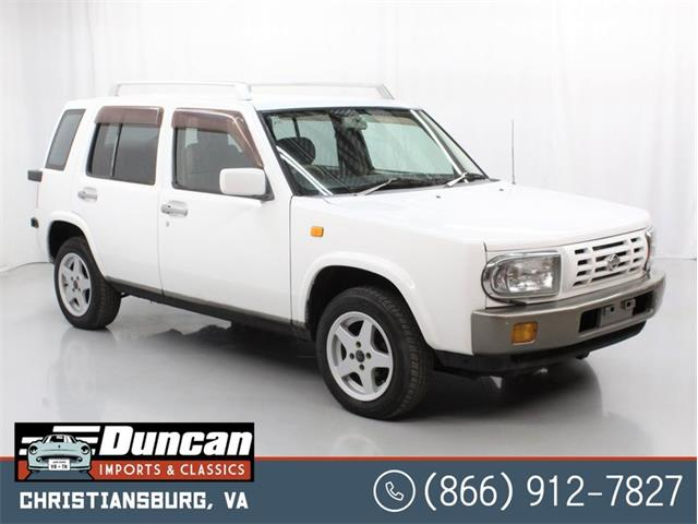 1991 Nissan Rasheen (CC-1463115) for sale in Christiansburg, Virginia