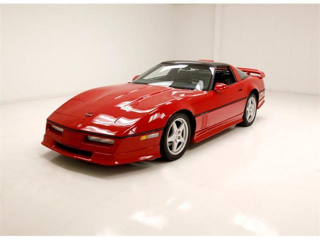 1986 Chevrolet Corvette (CC-1463119) for sale in Morgantown, Pennsylvania
