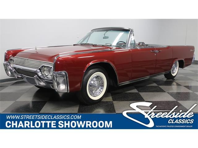 1961 Lincoln Continental (CC-1463125) for sale in Concord, North Carolina