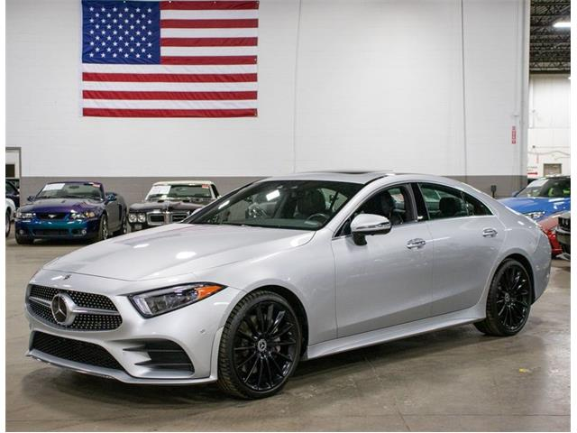 2019 Mercedes-Benz CLS-Class (CC-1463127) for sale in Kentwood, Michigan