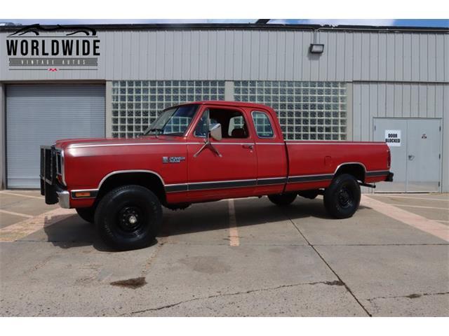 1982 Dodge Ram (CC-1463129) for sale in Denver , Colorado