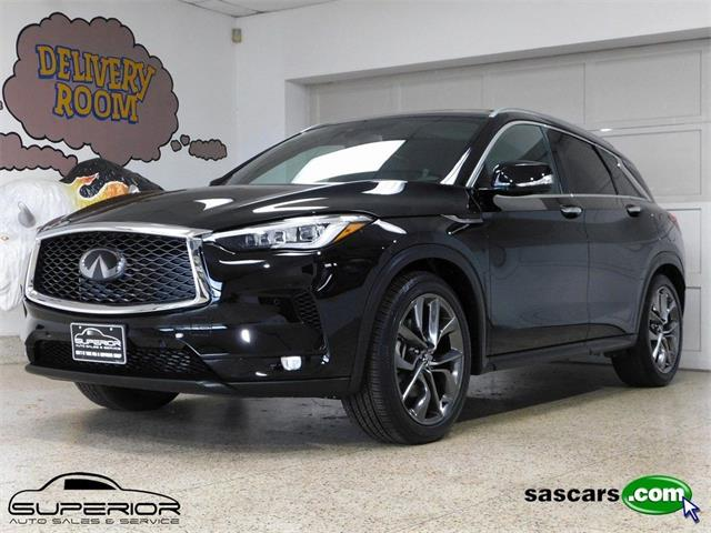 2019 Infiniti QX50 (CC-1463135) for sale in Hamburg, New York