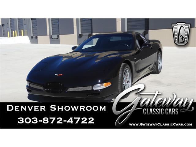 2001 Chevrolet Corvette (CC-1463149) for sale in O'Fallon, Illinois