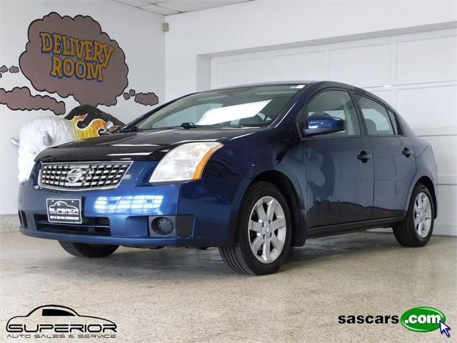 2007 Nissan Sentra (CC-1463151) for sale in Hamburg, New York