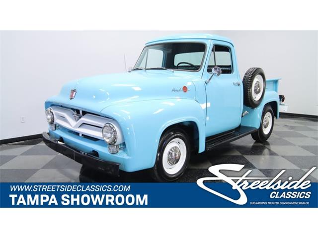 1955 Ford F100 (CC-1463152) for sale in Lutz, Florida
