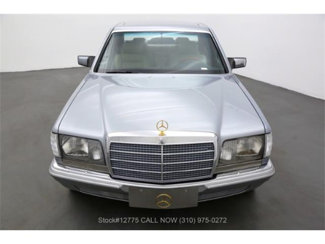 1980 Mercedes-Benz 380SE (CC-1463158) for sale in Beverly Hills, California