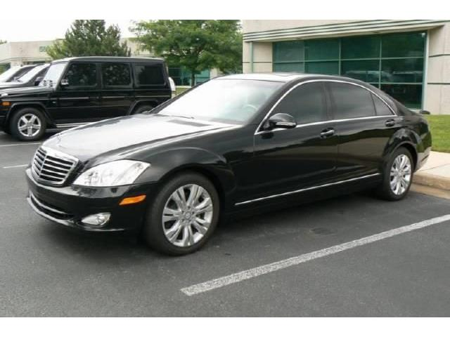 2009 Mercedes-Benz S550 (CC-1463159) for sale in Cadillac, Michigan
