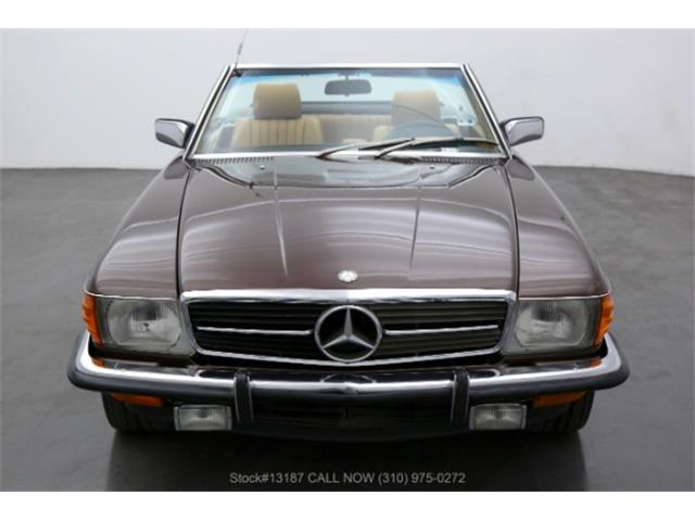 1982 Mercedes-Benz 280SL (CC-1463170) for sale in Beverly Hills, California