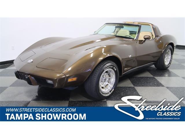 1978 Chevrolet Corvette (CC-1463176) for sale in Lutz, Florida