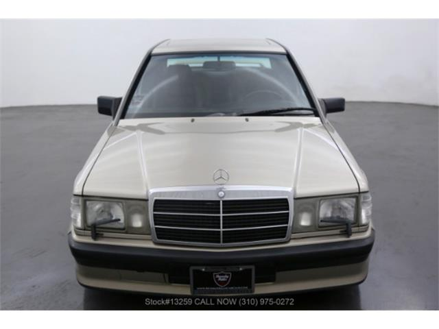 1987 Mercedes-Benz 190 (CC-1463177) for sale in Beverly Hills, California