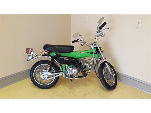 1973 Honda Minibike (CC-1463182) for sale in Greensboro, North Carolina