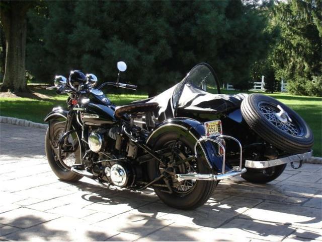 1948 Harley-Davidson Custom (CC-1463184) for sale in Cadillac, Michigan