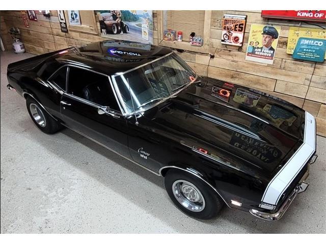 1968 Chevrolet Camaro (CC-1463186) for sale in Greensboro, North Carolina