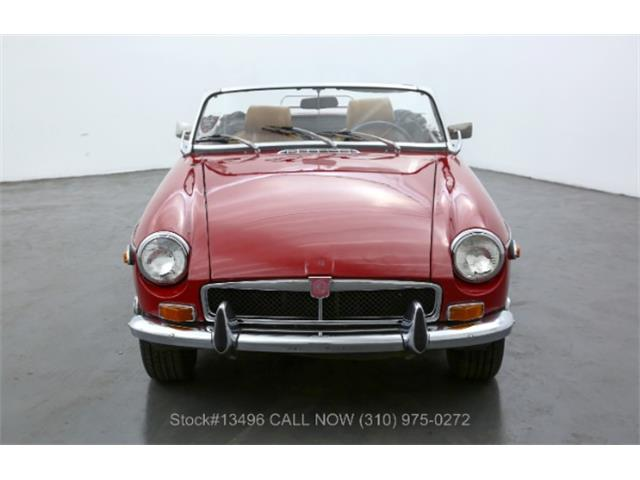 1971 MG MGB (CC-1463188) for sale in Beverly Hills, California
