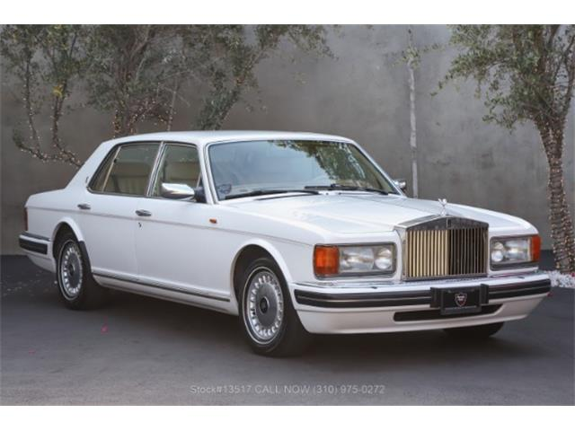 1997 Rolls-Royce Silver Spur (CC-1463193) for sale in Beverly Hills, California