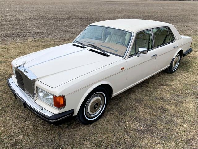 1994 Rolls-Royce Silver Spur (CC-1460032) for sale in Carey, Illinois