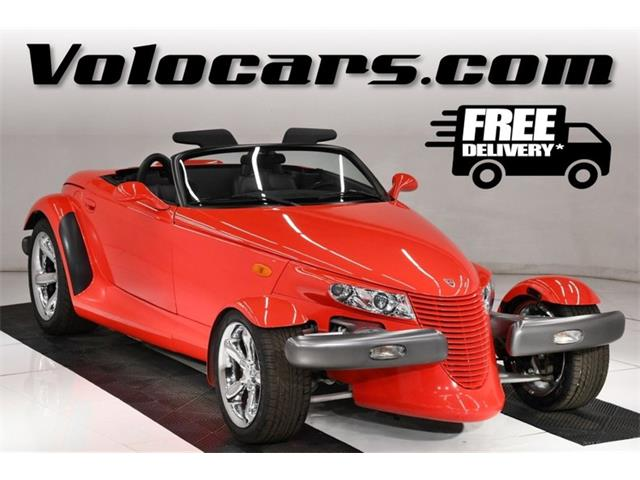 1999 Plymouth Prowler (CC-1463203) for sale in Volo, Illinois