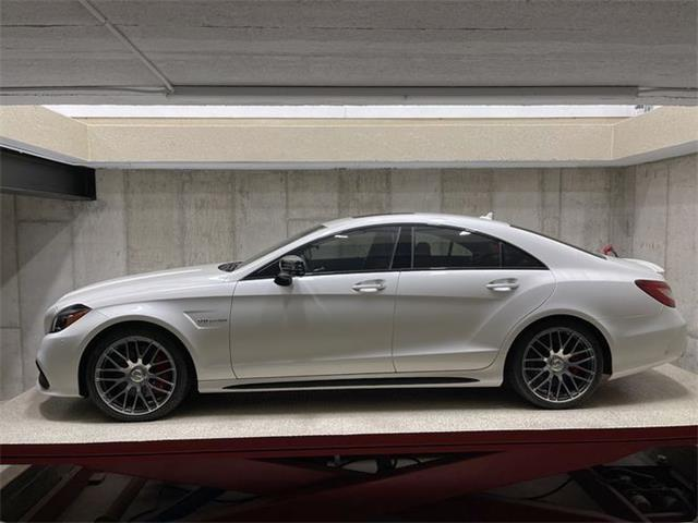 2017 Mercedes-Benz CLS-Class (CC-1463204) for sale in Cadillac, Michigan