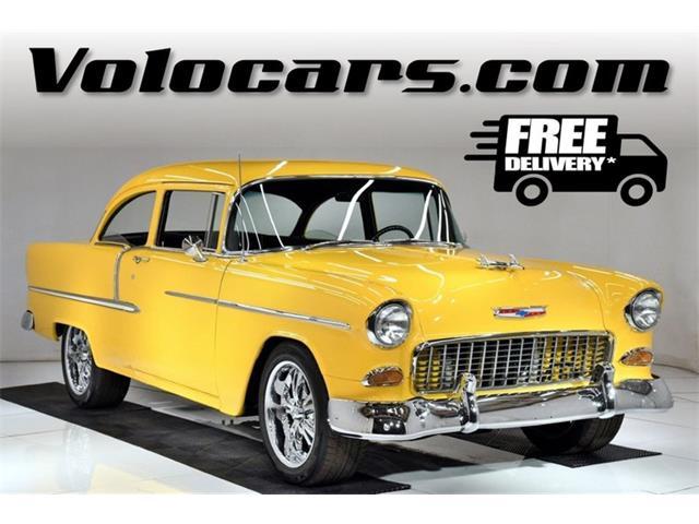 1955 Chevrolet 210 (CC-1463209) for sale in Volo, Illinois
