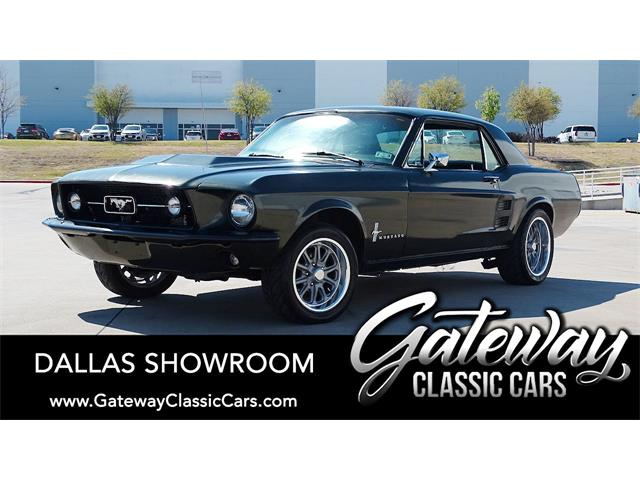 1967 Ford Mustang (CC-1463211) for sale in O'Fallon, Illinois