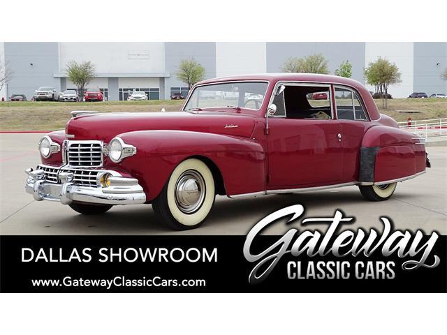 1948 Lincoln Continental (CC-1463216) for sale in O'Fallon, Illinois