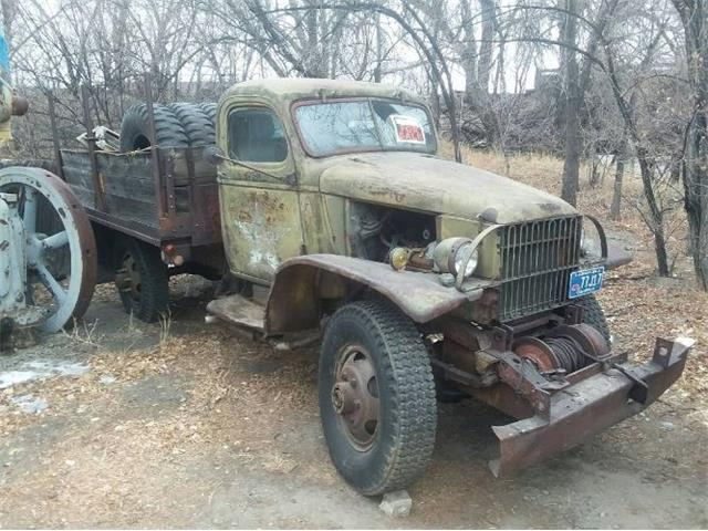 1941 GMC Military Vehicle (CC-1463221) for sale in Cadillac, Michigan