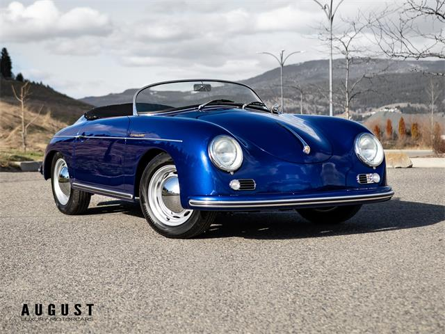 1956 Porsche 356 (CC-1463227) for sale in Kelowna, British Columbia