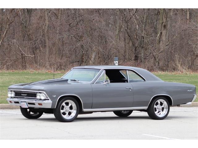 1966 Chevrolet Chevelle (CC-1463230) for sale in Alsip, Illinois