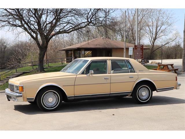 1977 Chevrolet Caprice (CC-1463231) for sale in Alsip, Illinois