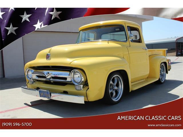 1956 Ford F100 (CC-1463240) for sale in La Verne, California