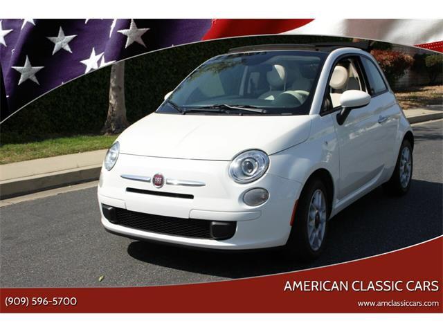 2015 Fiat 500c (CC-1463242) for sale in La Verne, California