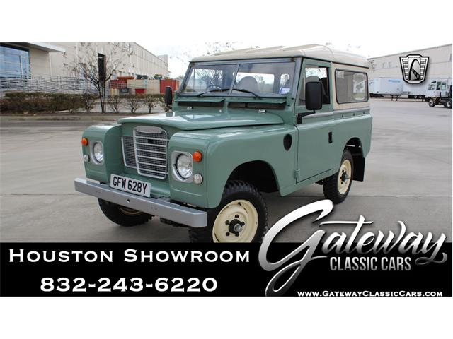 1982 Land Rover Series III (CC-1463243) for sale in O'Fallon, Illinois