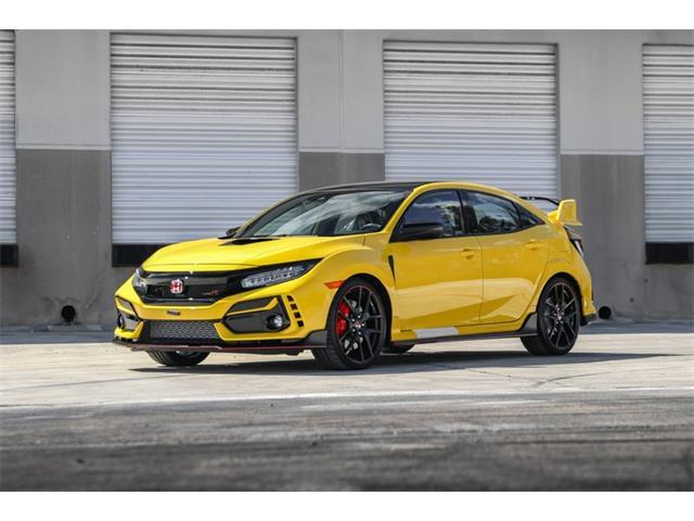 2021 Honda Civic (CC-1463244) for sale in Fort Lauderdale, Florida