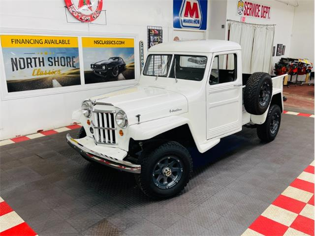 1962 Jeep Willys (CC-1463249) for sale in Mundelein, Illinois