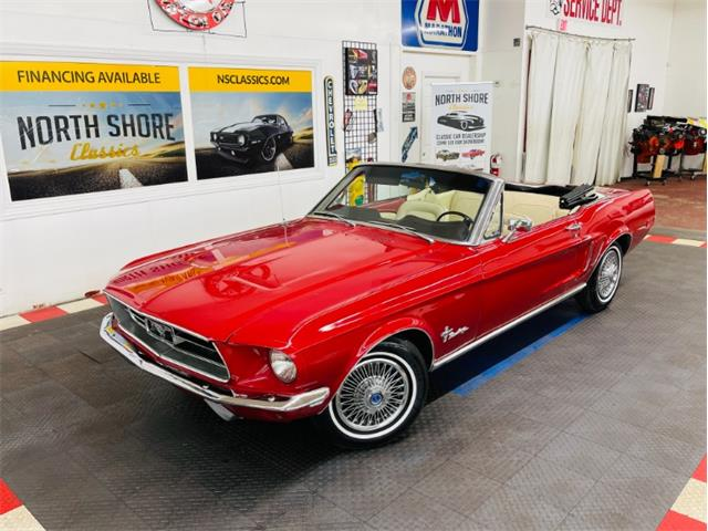 1968 Ford Mustang (CC-1463251) for sale in Mundelein, Illinois
