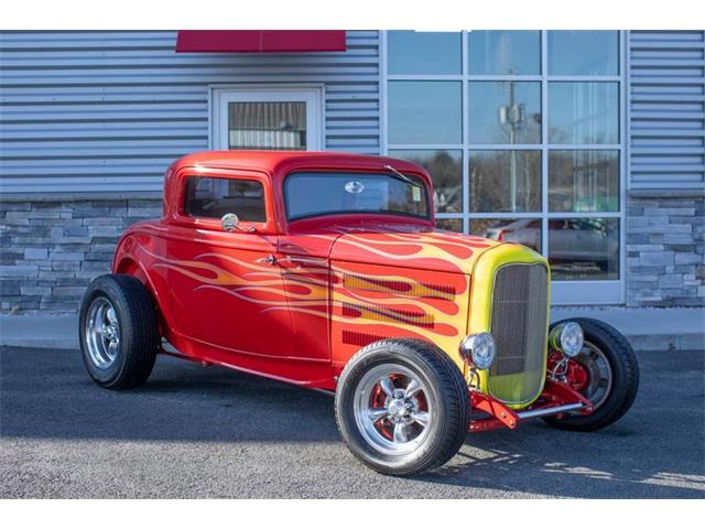 1932 Ford 3-Window Coupe (CC-1463257) for sale in Clifton Park, New York