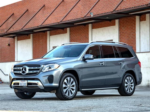 2018 Mercedes-Benz GLS-Class (CC-1463259) for sale in Marina Del Rey, California