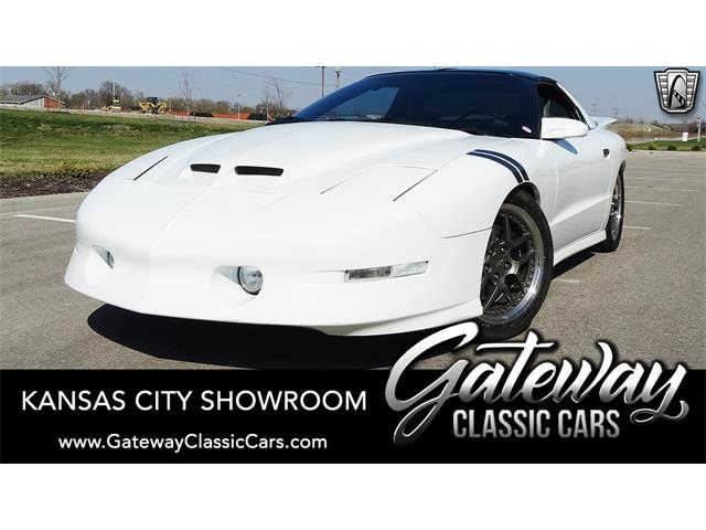 1996 Pontiac Firebird Formula (CC-1463260) for sale in O'Fallon, Illinois