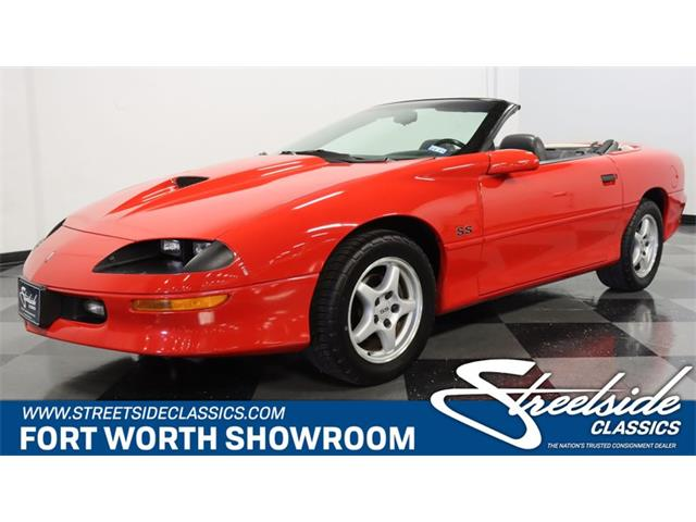 1996 Chevrolet Camaro (CC-1460327) for sale in Ft Worth, Texas