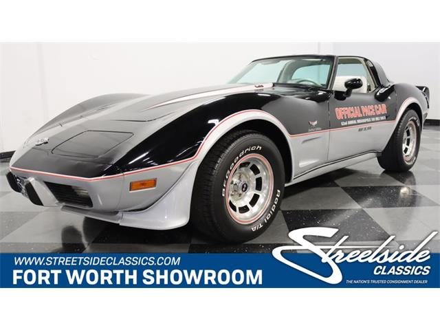 1978 Chevrolet Corvette (CC-1460328) for sale in Ft Worth, Texas