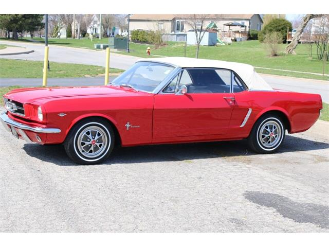 1965 Ford Mustang (CC-1463282) for sale in Hilton, New York