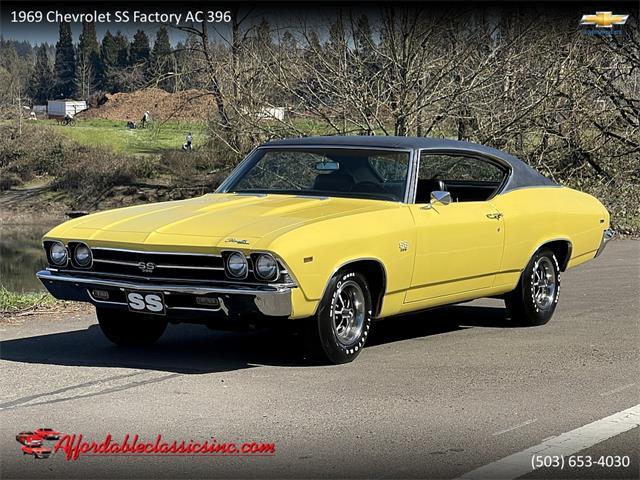 1969 Chevrolet SS (CC-1463283) for sale in Gladstone, Oregon