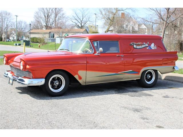 1958 Ford Courier (CC-1463284) for sale in Hilton, New York