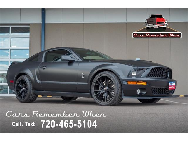 2007 Shelby GT500 (CC-1463285) for sale in Englewood, Colorado