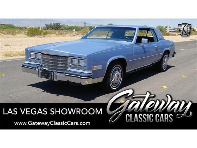 1984 Cadillac Eldorado (CC-1463286) for sale in O'Fallon, Illinois