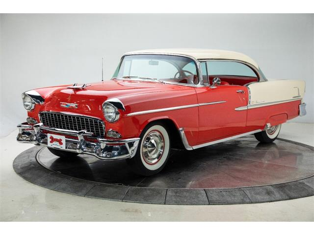 1955 Chevrolet Bel Air (CC-1463297) for sale in Cedar Rapids, Iowa